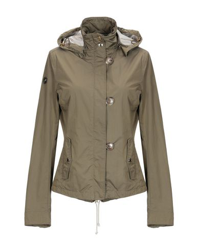 Museum Jacket In Military Green