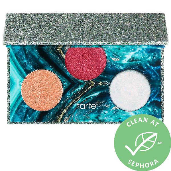 Tarte Sea Finger Foil Paint Palette Milky Way