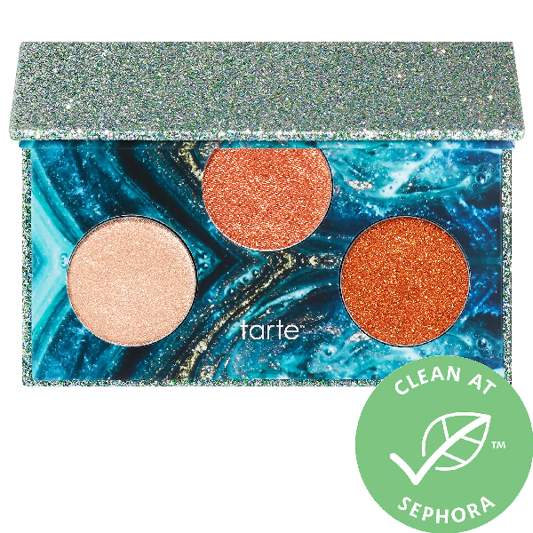 Tarte Sea Finger Foil Paint Palette Bahamas