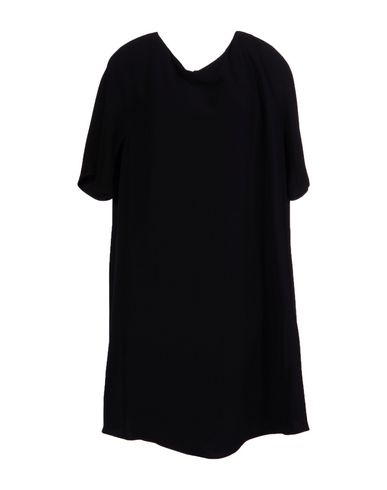 Valentino Short Dress In Black