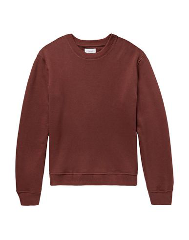 Fanmail Sweatshirt In Brick Red