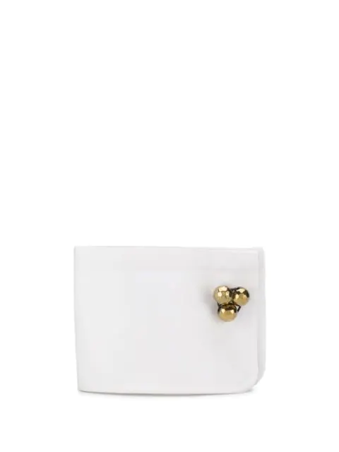 Brunello Cucinelli Cuff Bracelet In White