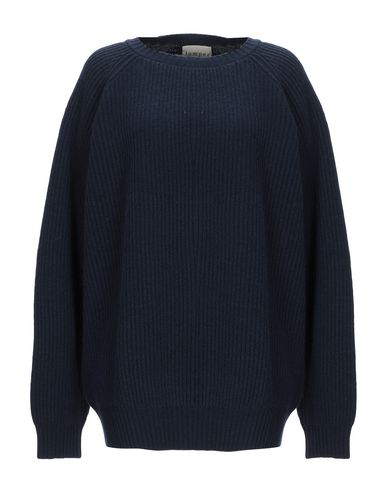 Jumper 1234 Cashmere Blend In Dark Blue