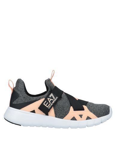 Ea7 Sneakers In Grey