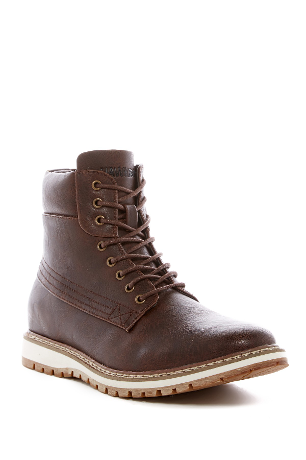 Hawke & Co. Matterhorn Boot In Dark Brown