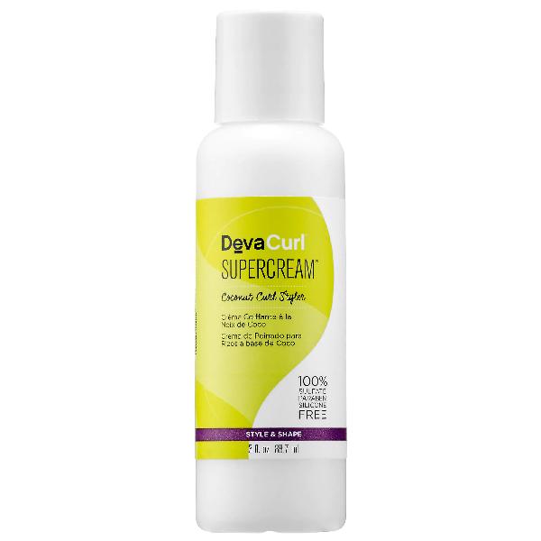 Devacurl Supercream®® Coconut Curl Styler Mini 3 oz/ 88 ml