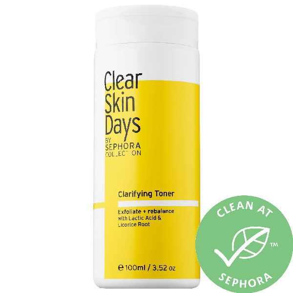 Sephora Collection Clear Skin Days By  Clarifying Toner 3.2oz/100ml