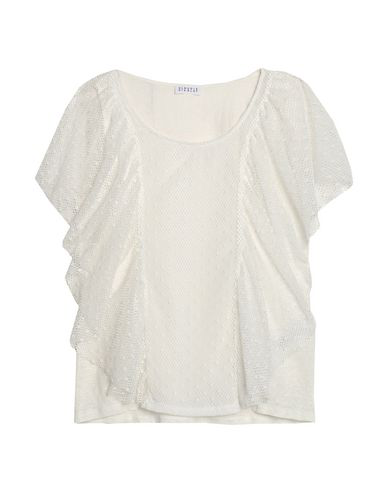 Claudie Pierlot T-shirt In Ivory