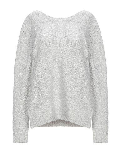 Line Sweater In Light Grey