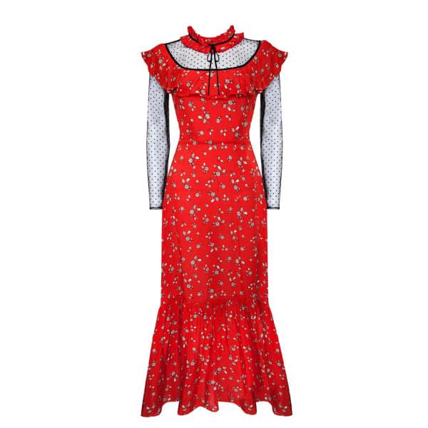 Ukulele Martha Dress