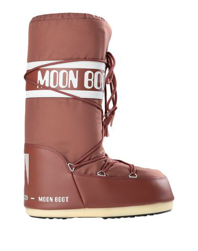 Moon Boot Boots In Brown