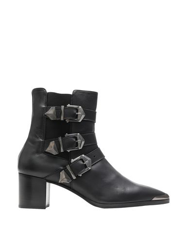 8 By Yoox Ankle Boot In Black