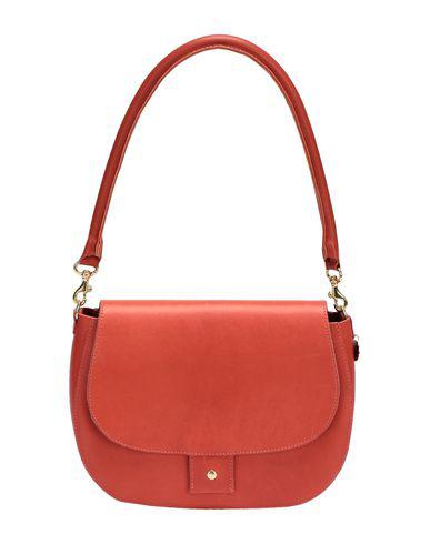 Clare V Handbag In Tan