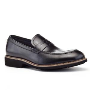 Ike Behar Men's Samuel Hybrid Loafer Men's Shoes In Black