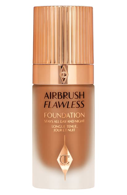Charlotte Tilbury Airbrush Flawless Foundation In 14 Warm