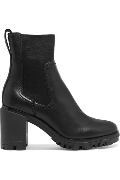 Rag & Bone Women's Shiloh Block High-heel Platform Boots In Black