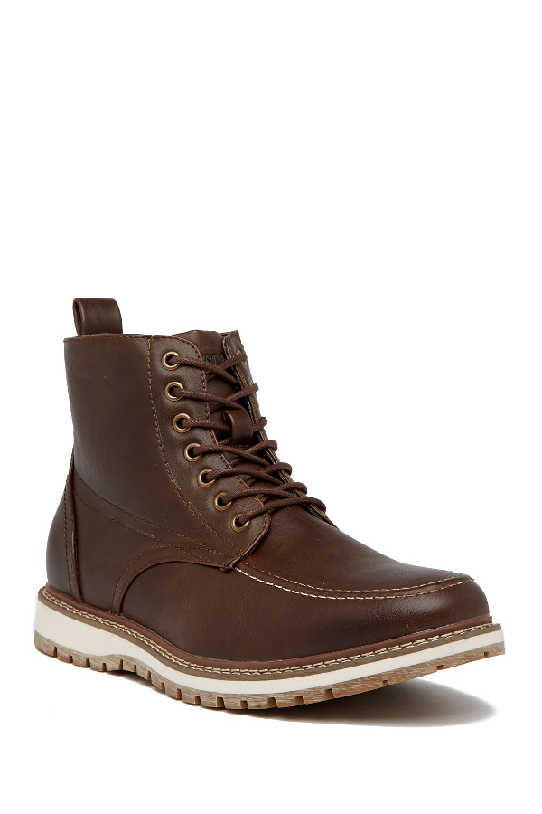 Hawke & Co. Sierra Lace-up Boot In Brown