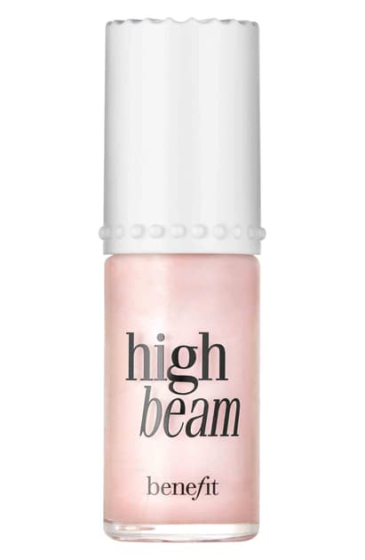 Benefit Cosmetics Benefit High Beam Liquid Highlighter In Satiny Pink
