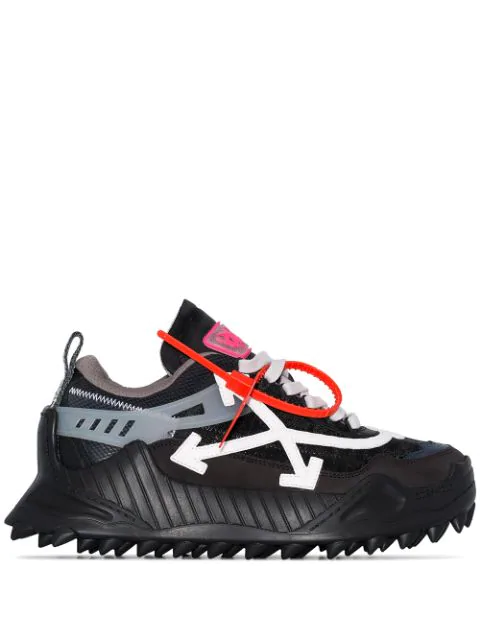 Off-white Odsy 1000 Sneakers Owia18e20fab001 In Black