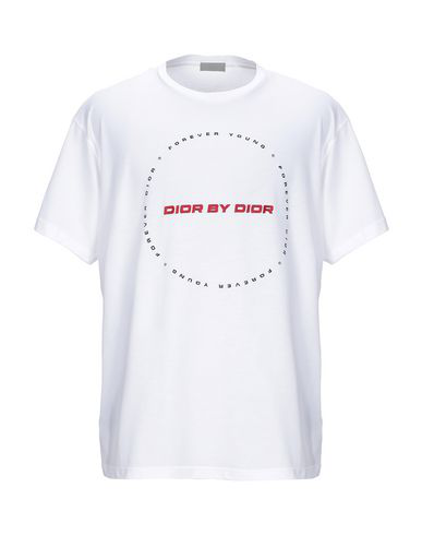 Dior T-shirt In White