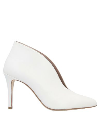 Cheville Ankle Boot In Ivory