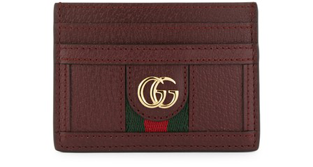 Gucci Ophidia Card Holder In 6673 Vintage Bo