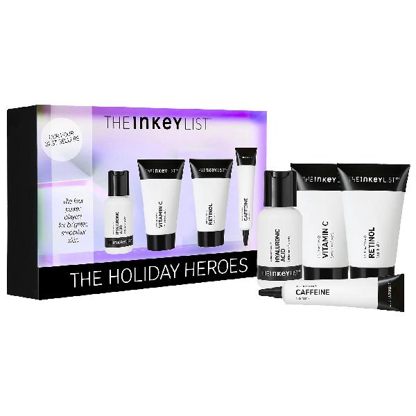The Inkey List The Holiday Heroes Set