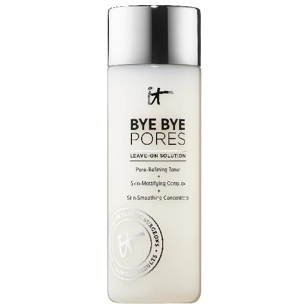 It Cosmetics Bye Bye Pores Leave-on Solution Pore-refining Toner 6.8 oz/ 200 ml