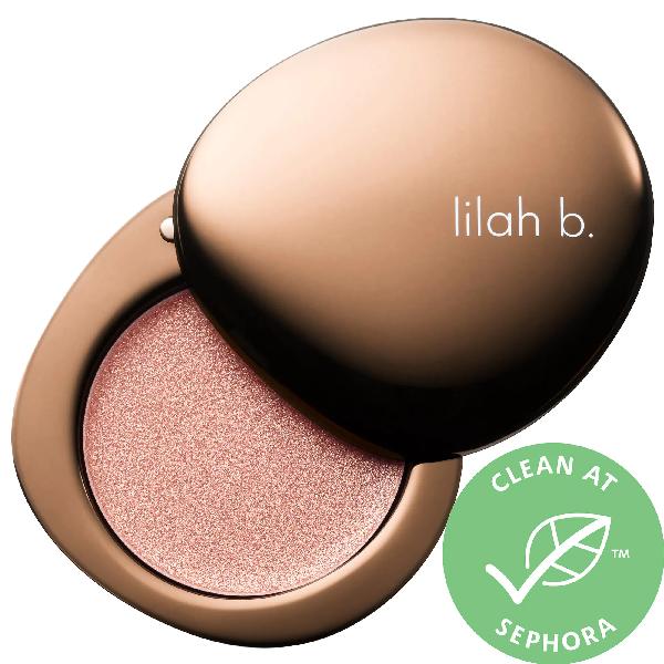 Lilah B. Glisten & Glow Skin Illuminator B. Captivating 0.08 oz/ 2.5 ml