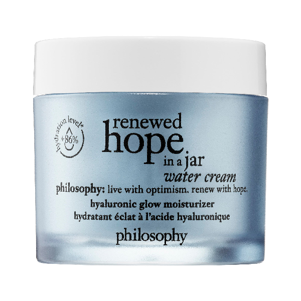 Philosophy Renewed Hope In A Jar Water Cream 2 oz/ 60 ml