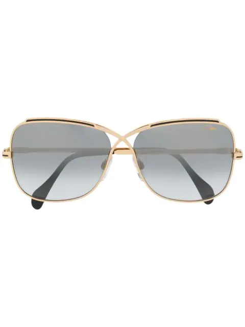 Cazal 2243 Sunglasses In Gold