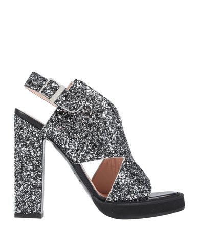 Carven Sandals In Silver