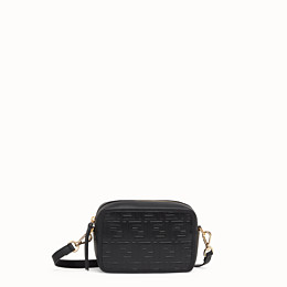 Fendi Mini Camera Case In Black
