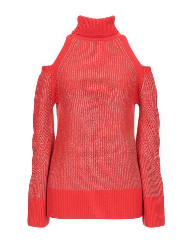 Versace Turtleneck In Red
