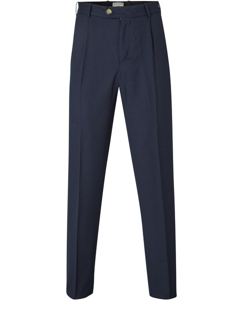 Éditions M.r FranÇois Trousers In Navy