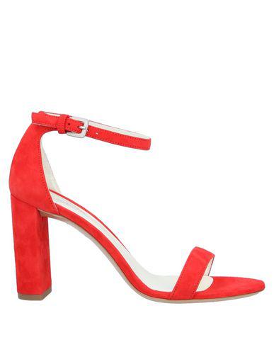 Deimille Sandals In Red