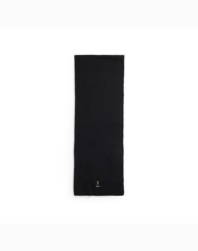 Polo Ralph Lauren Scarves In Black