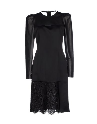 Emanuel Ungaro Knee-length Dresses In Black
