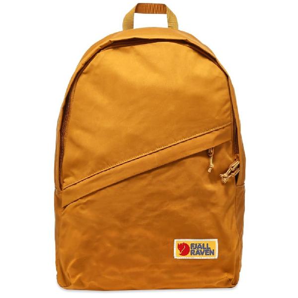 Fjall Raven Fjällräven Vardag 25l Backpack In Yellow