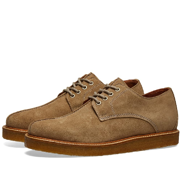 Wild Bunch Seam Shoe In Brown