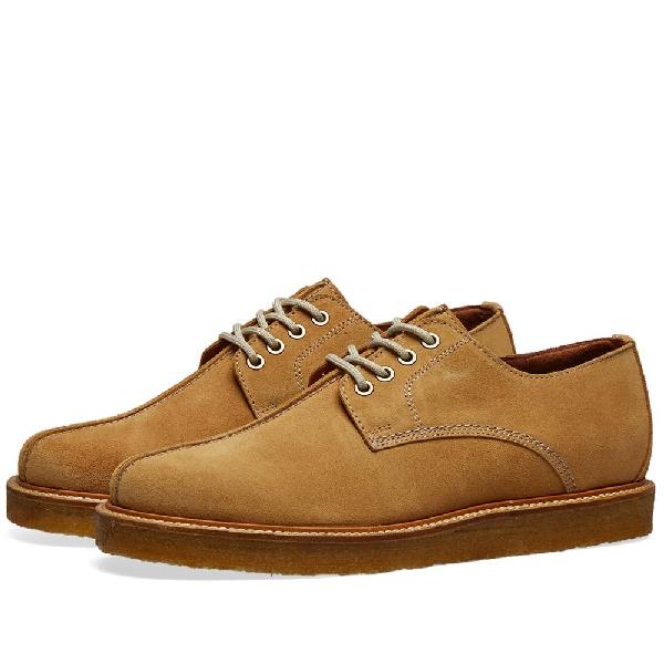 Wild Bunch Seam Shoe In Brown