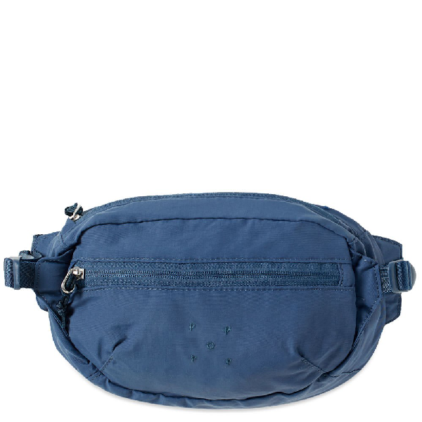 Pop Trading Company Pop Trading Company Hip Bag In Blue