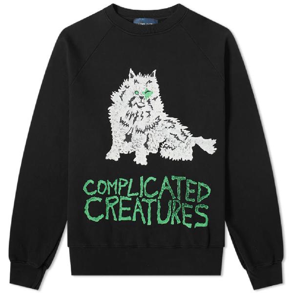 Lost Daze Complicated Creatures Crew In Black