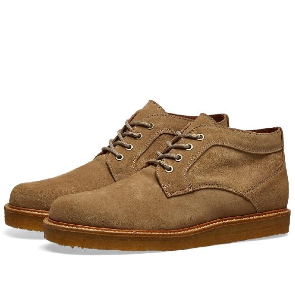Wild Bunch Vibram Sole Classic Boot In Brown