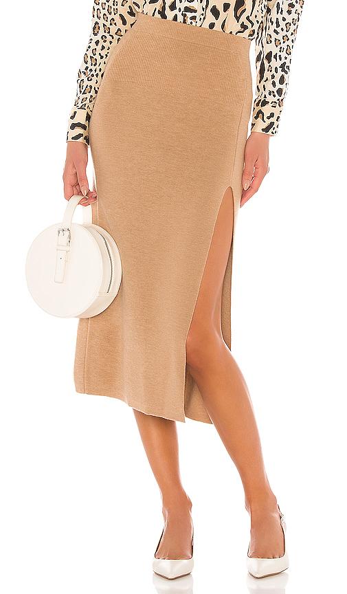 Amur Jara Skirt In Camel