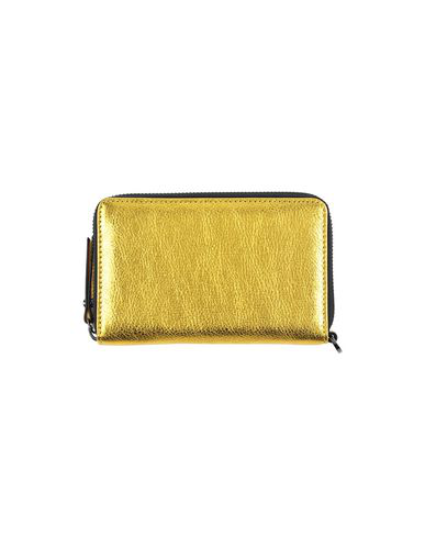 Gianni Chiarini Wallet In Yellow