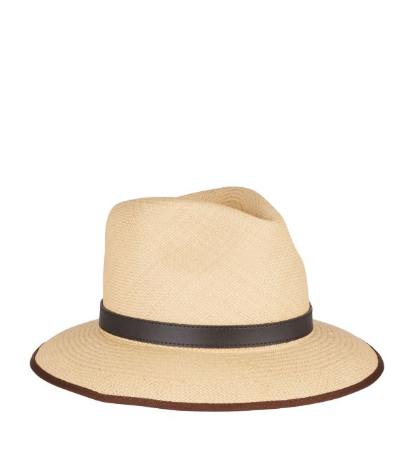 Purdey Straw Panama Hat