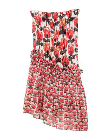 Tsumori Chisato Midi Skirts In Red