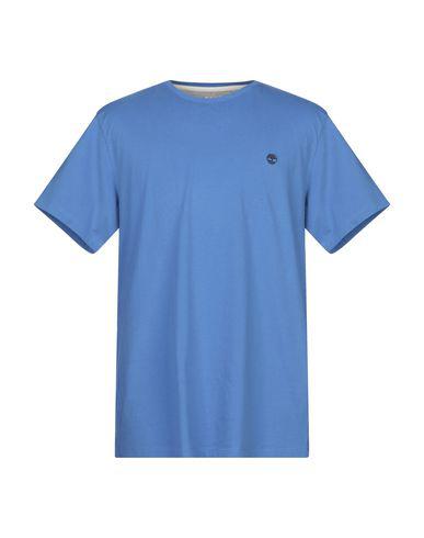 Timberland T-shirt In Azure