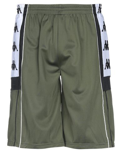 Kappa Shorts & Bermuda In Military Green